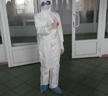 Наш центр принимает активное участие в борьбе с пандемией